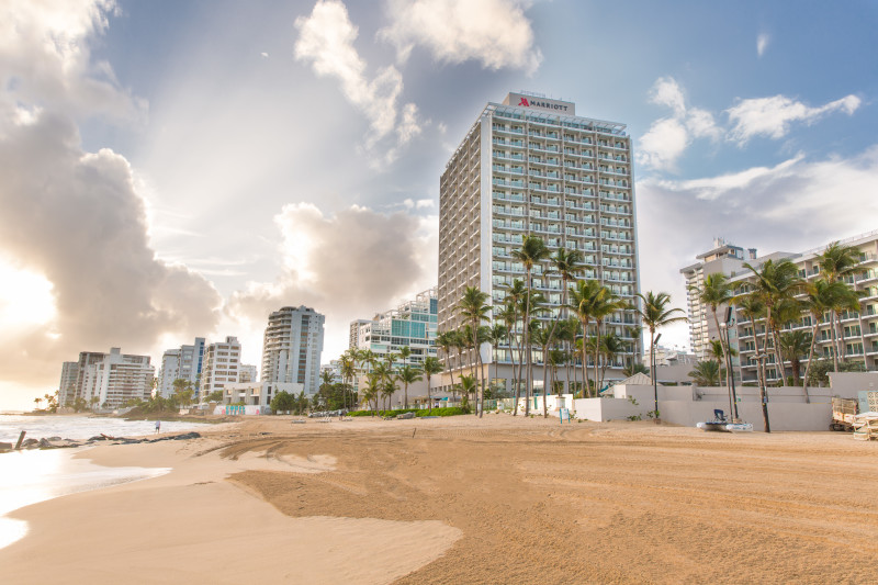 San Juan Marriott Resort & Stellaris Casino | Discover Puerto Rico
