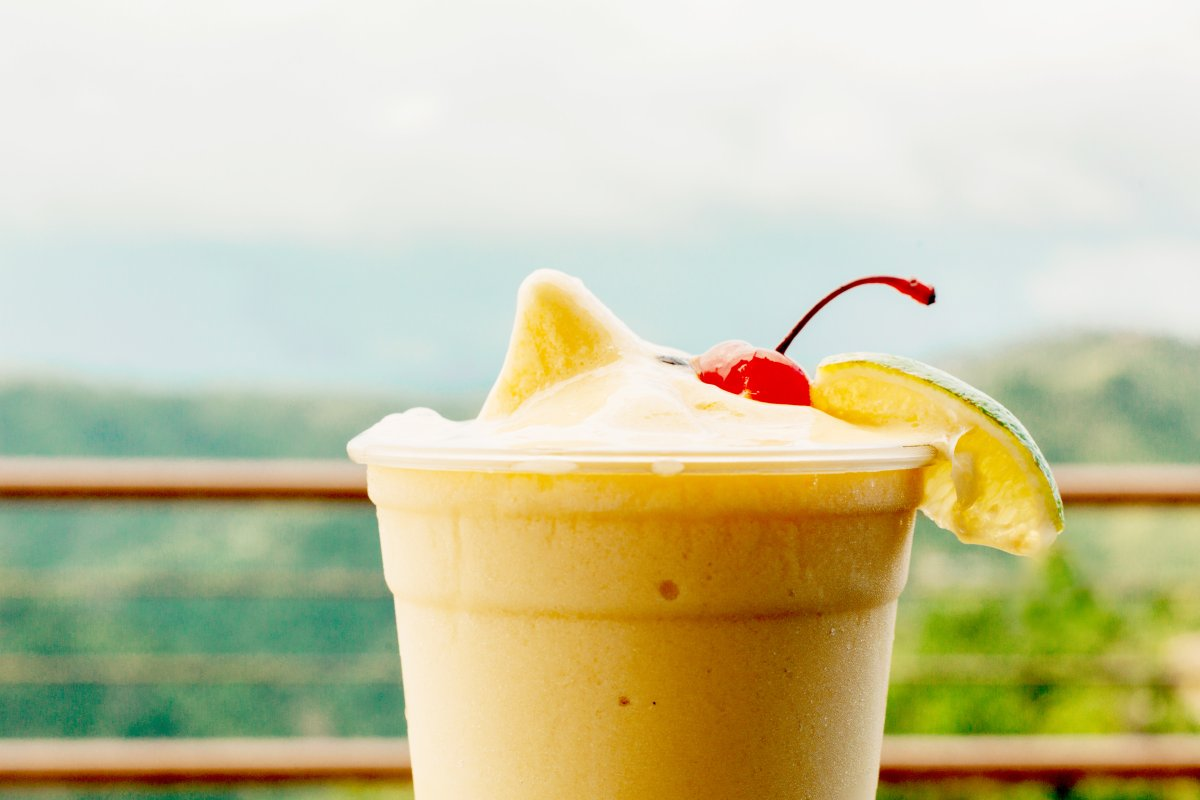 Mango Colada at Orocovis