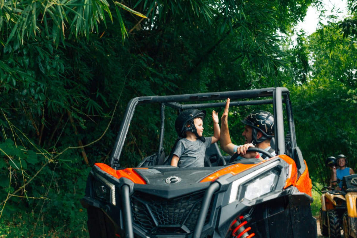 Carabali ATV Ride