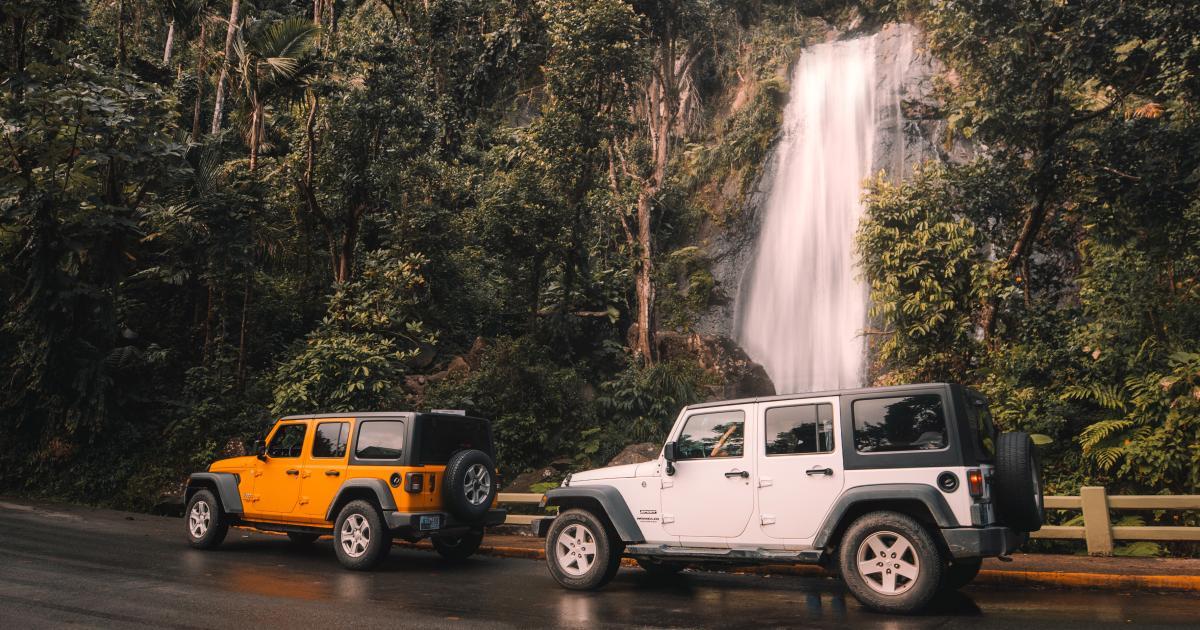 Car Rentals   Transportation in Puerto Rico
