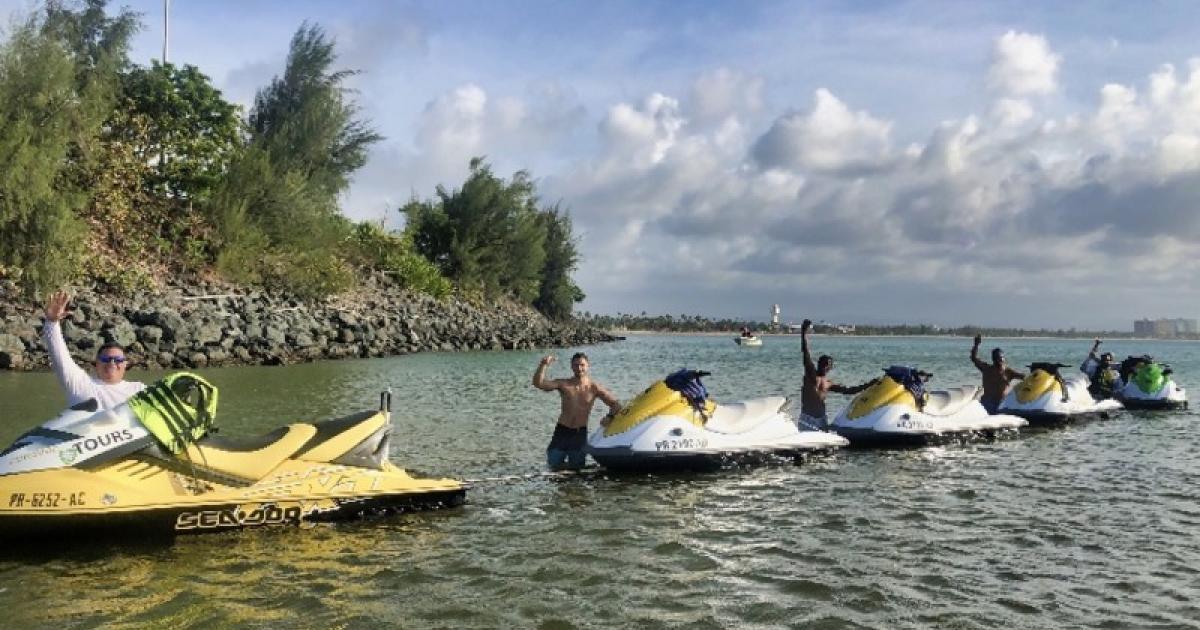 Ocean Pro Adventure Jet Ski Tour & Boat Rental | Discover ...