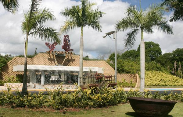 The William Miranda Botanical and Cultural Garden