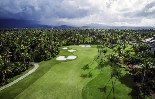 The St. Regis Bahia Beach Resort & Golf Club in Río Grande.