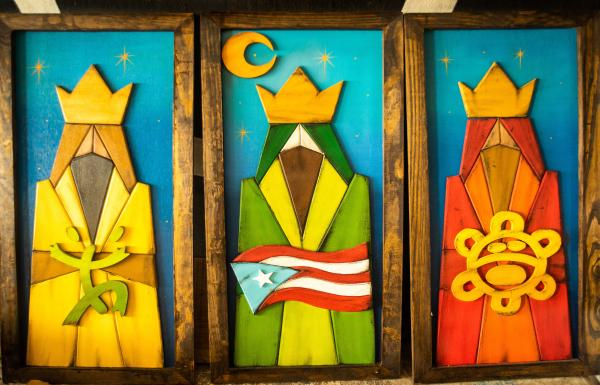 Three Kings Arts and Crafts