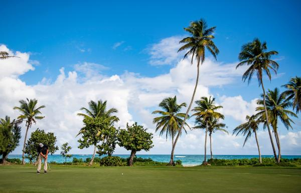 TPC Dorado Beach, a golf destination immersed in the beauty and first-class service.