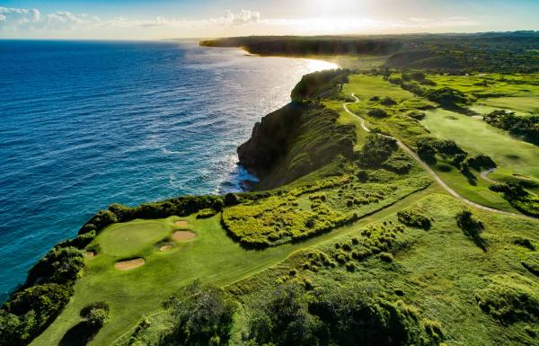 The Links golf course at Royal Isabela.