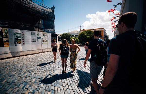 Spoon offers guided tours in Old San Juan.