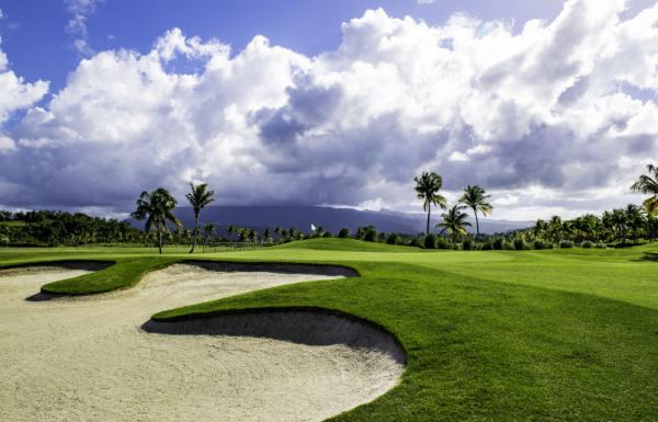 The Hyatt Regency Golf Resort is a must-visit golf venue on the Island.