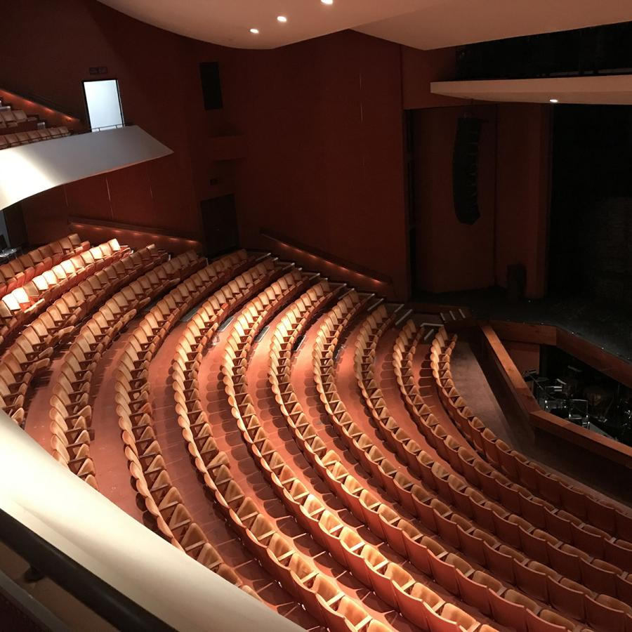 Luis A. Ferré Performing Arts Center in San Juan.