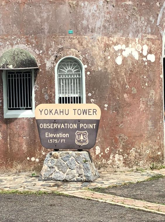 Visit the Yakahu Observation Tower in El Yunque for incredible views.